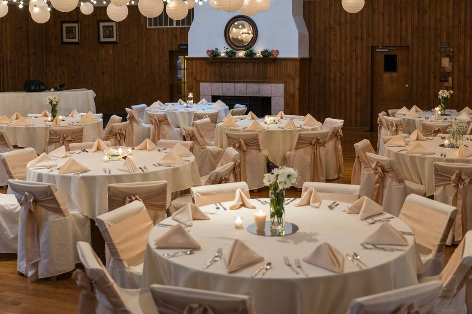Destinys Catering at Molloy's on the Green