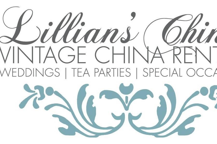 Lillian's China - Vintage Rentals