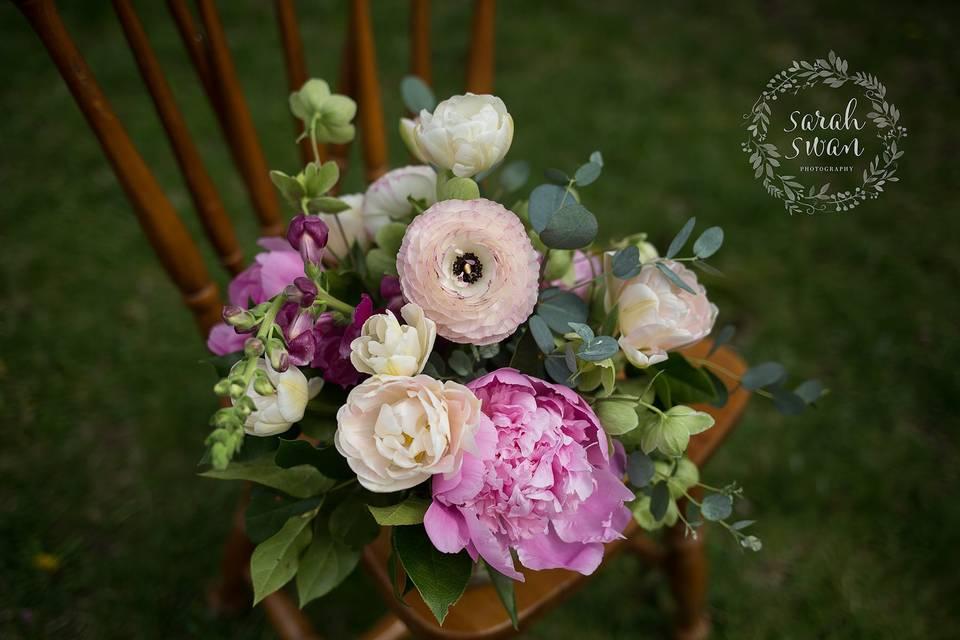 Beautifully Brightened Flowers