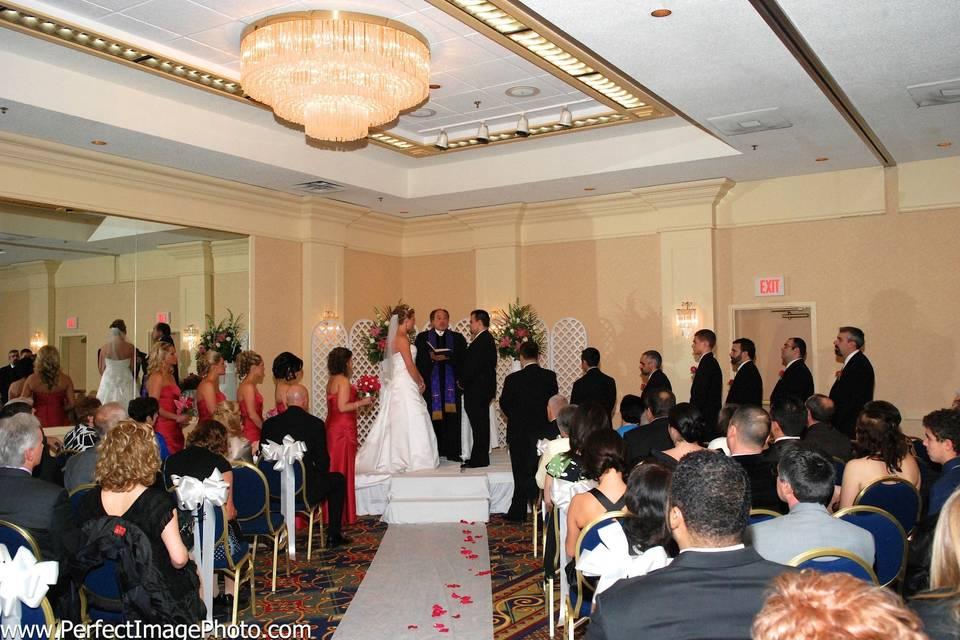Onsite Ceremony Options