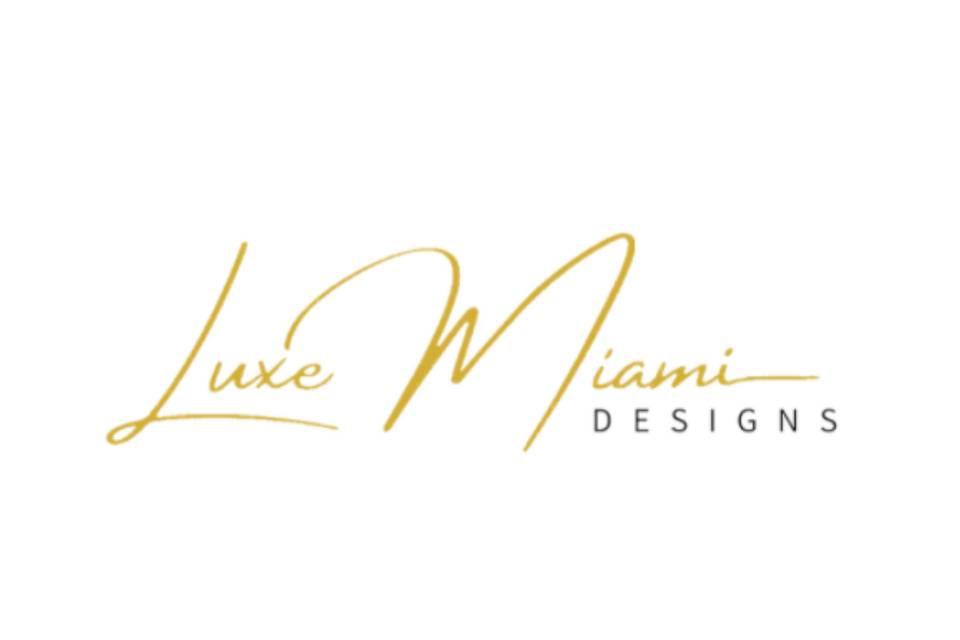 LUXE MIAMI DESIGNS