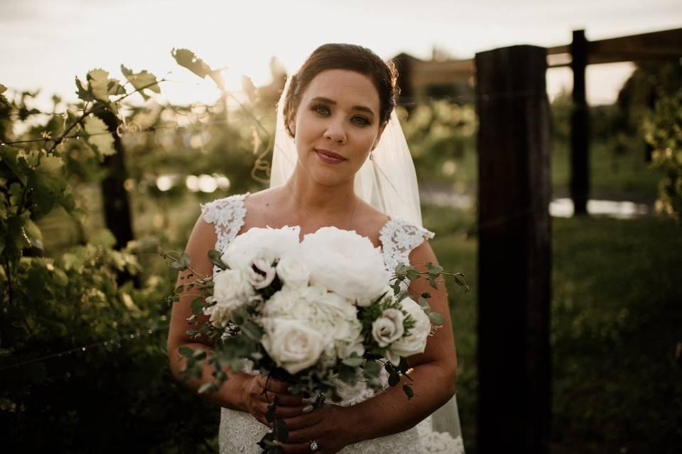 The bride - Oats & Honey