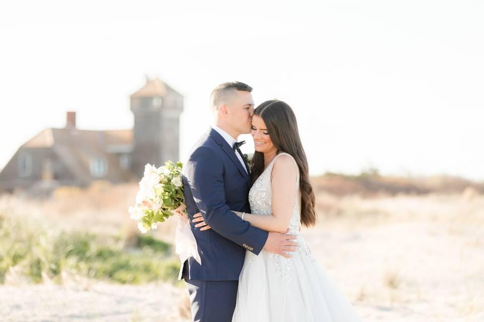 Sandy Hook bride