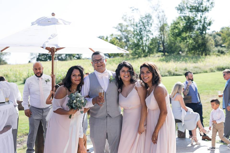 E&J Wedding
