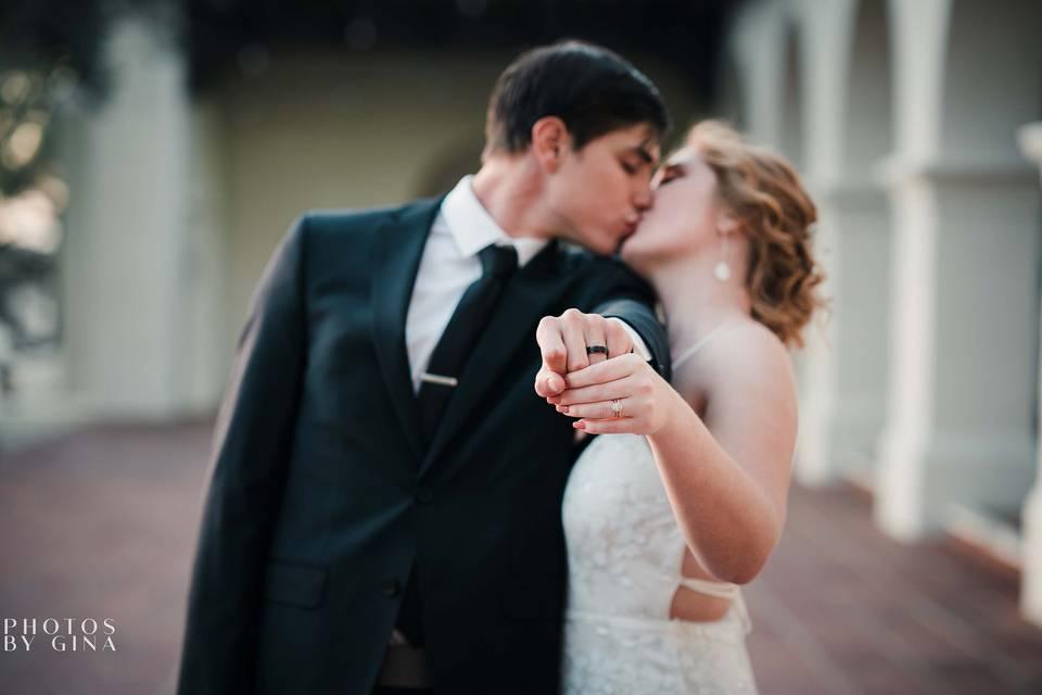 Presido Park Wedding
