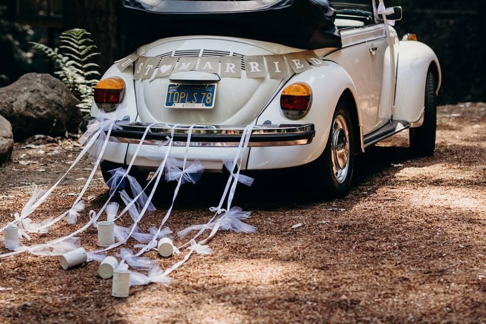 78 VW Bug