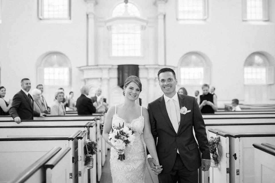 Congratulations katherine & eric! Photography by elizabeth laduca.