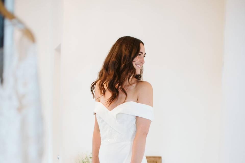 Dress by julia cork