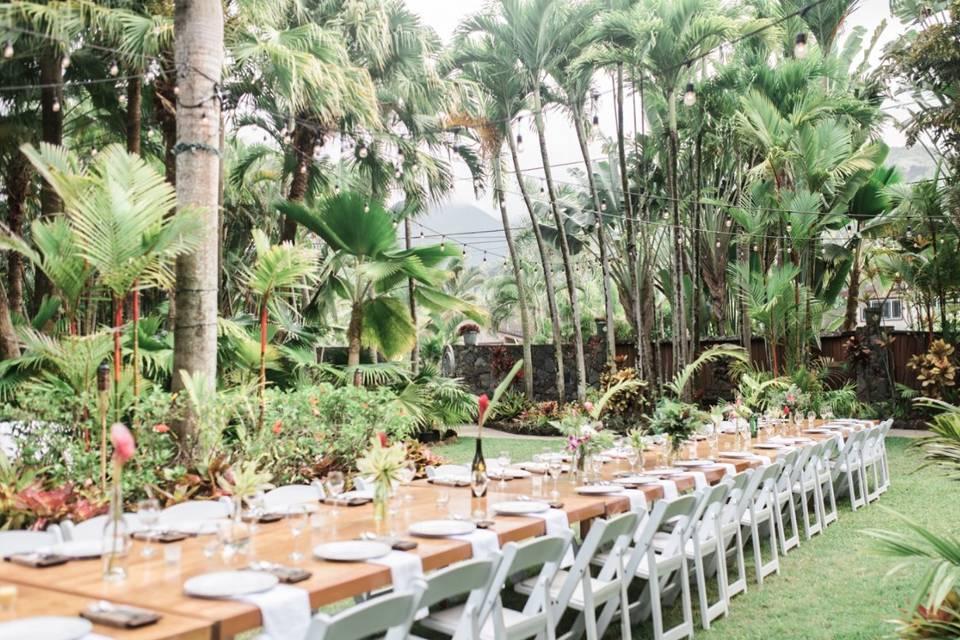 Wedding at Hale Koa