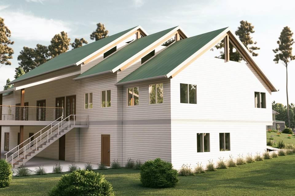 New Field Farm at Timber Ridge