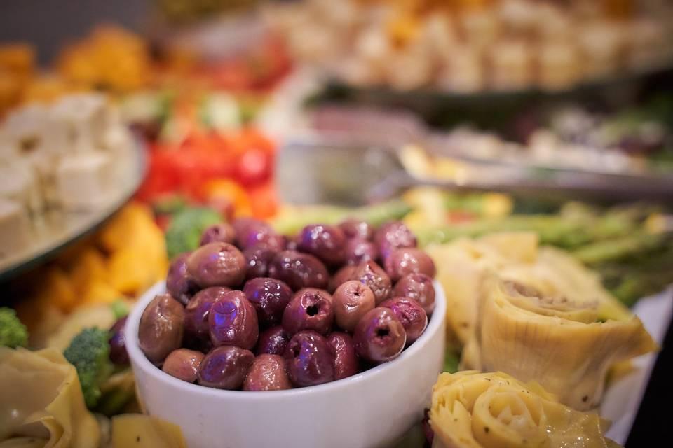 Gorgeous Food Displays