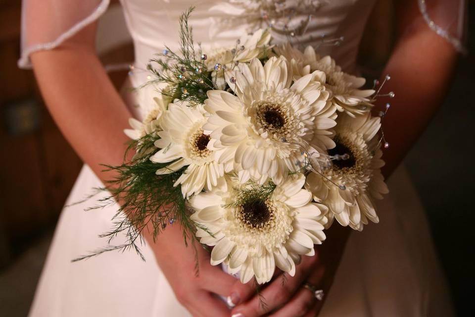 Eye-catching bouquet
