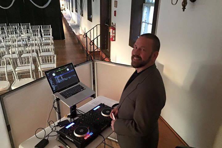 DJ Aaron Raffle