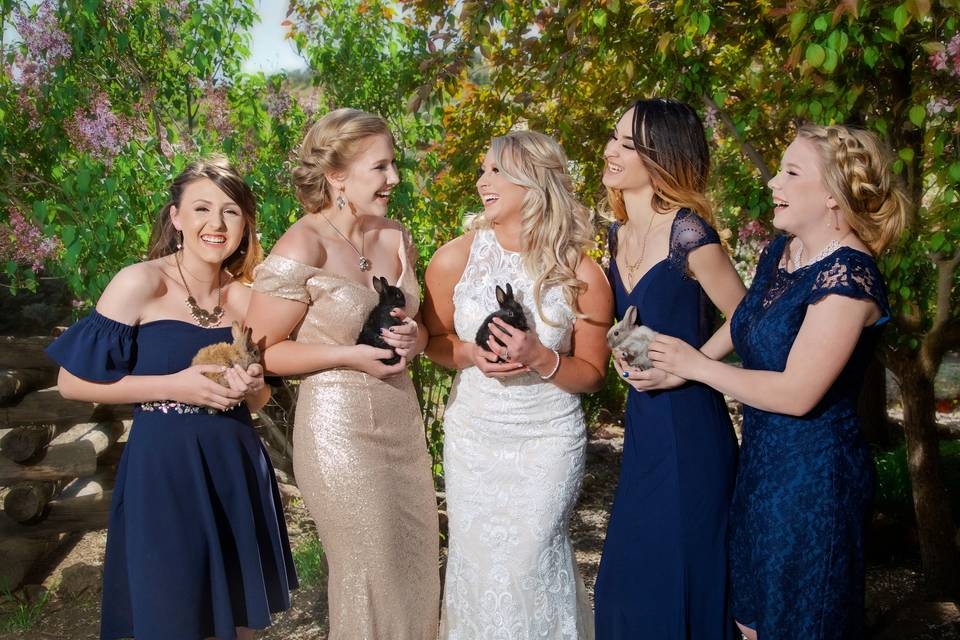 Country Wedding Styled Shoot