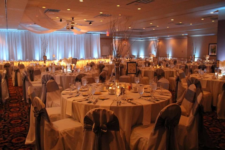 Roebling Ballroom Reception