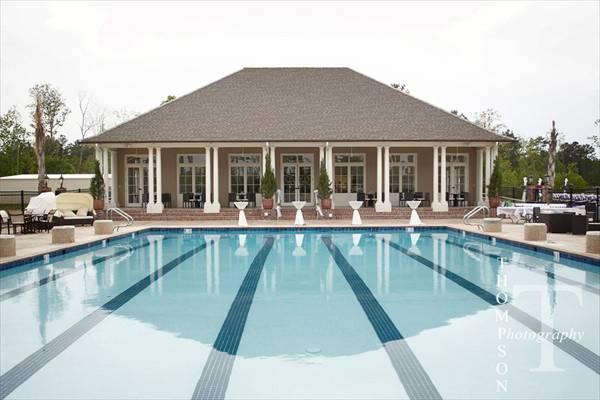 Pool venue
