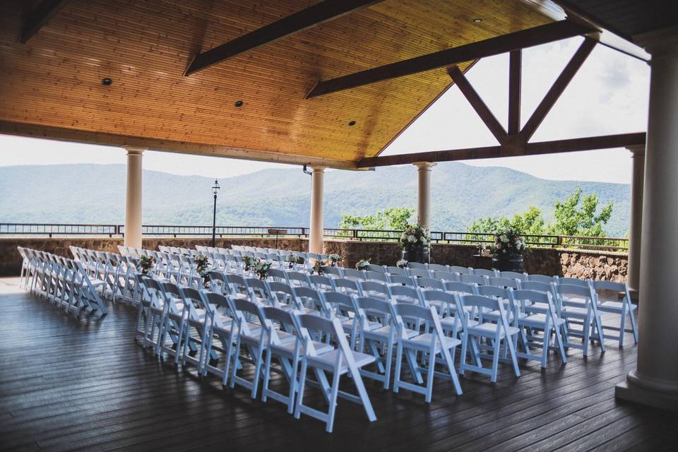 Ceremony Site Irvine Estate