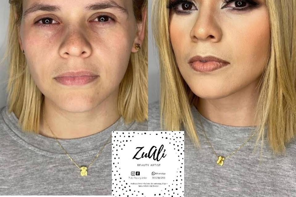 Zuali Beauty Artist