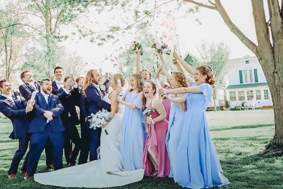 All together - Wedding Wonder