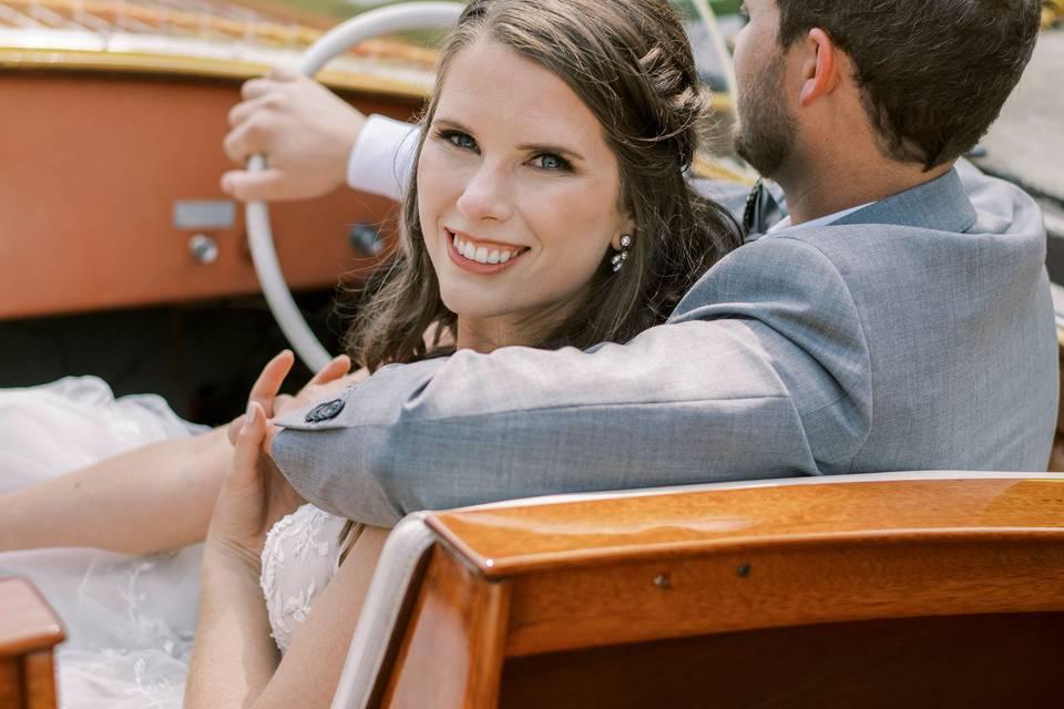 North Georgia Wedding