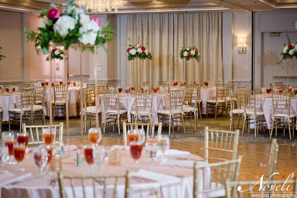 Full Room Reception