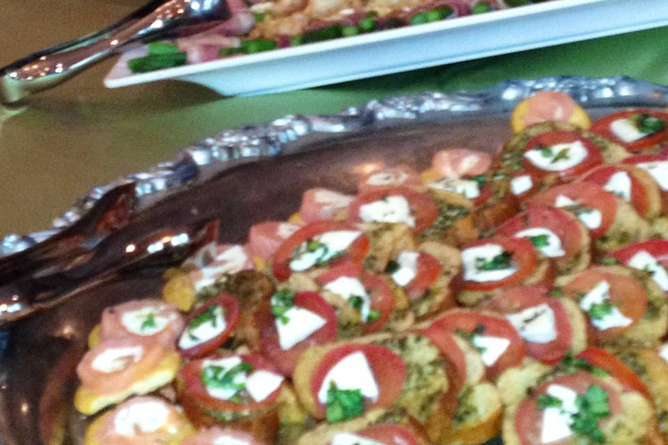 Canape Finger Foods