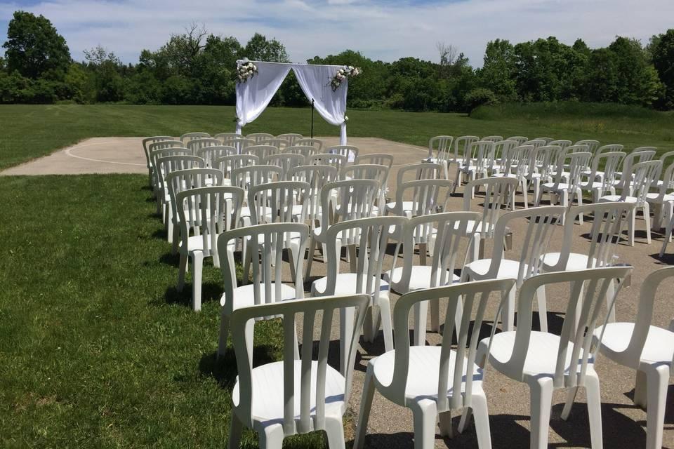 Ceremonies On Site