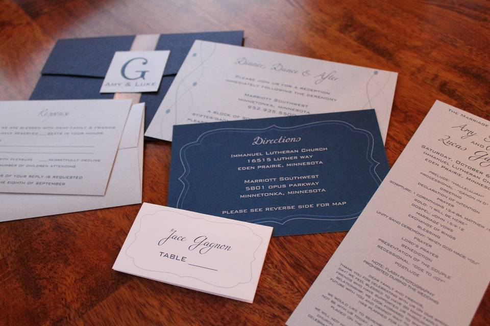 Perfect Day Invitations