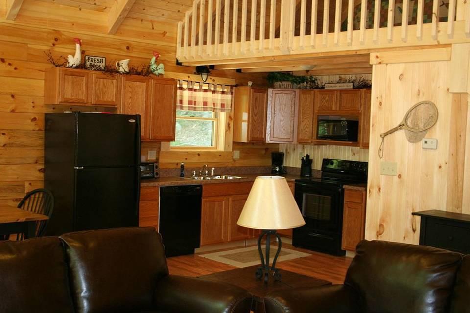 Harman's Log Cabins