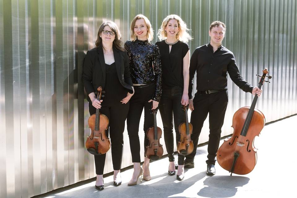 Axiom Quartet