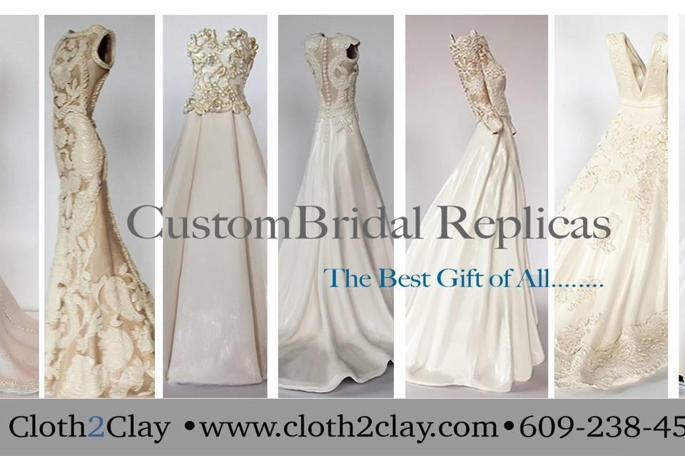 The Ceramic Bride