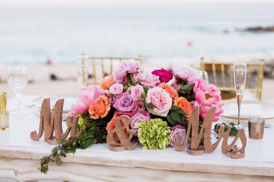 Destination Cabo Wedding