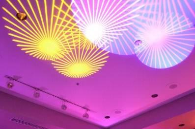 Colorful lighting