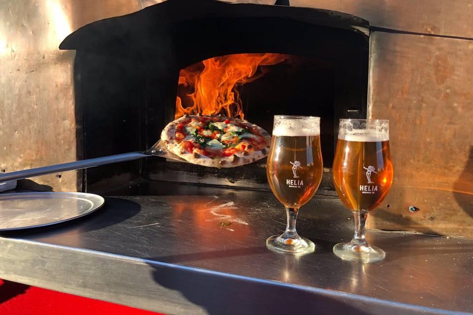 Bottaro Wood Fired Pizza