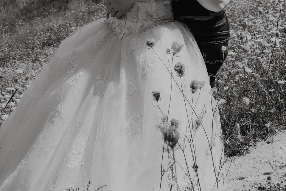 Dark and Moody Wedding Film