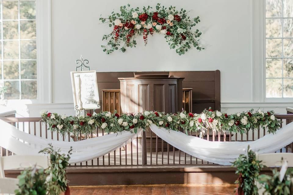 Historic Chapel at Waverly