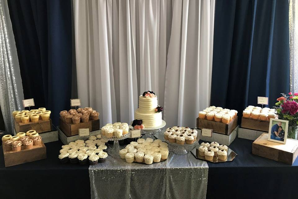 Full display of May Wedding