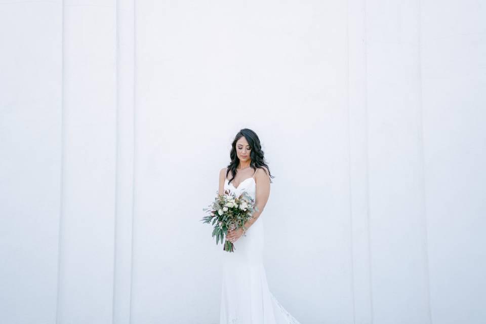 Bridal Portrait Darling Hotel