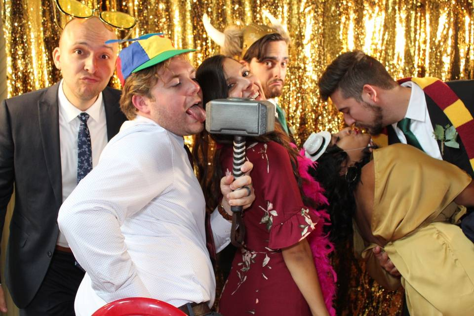 Next Level Photo Booth