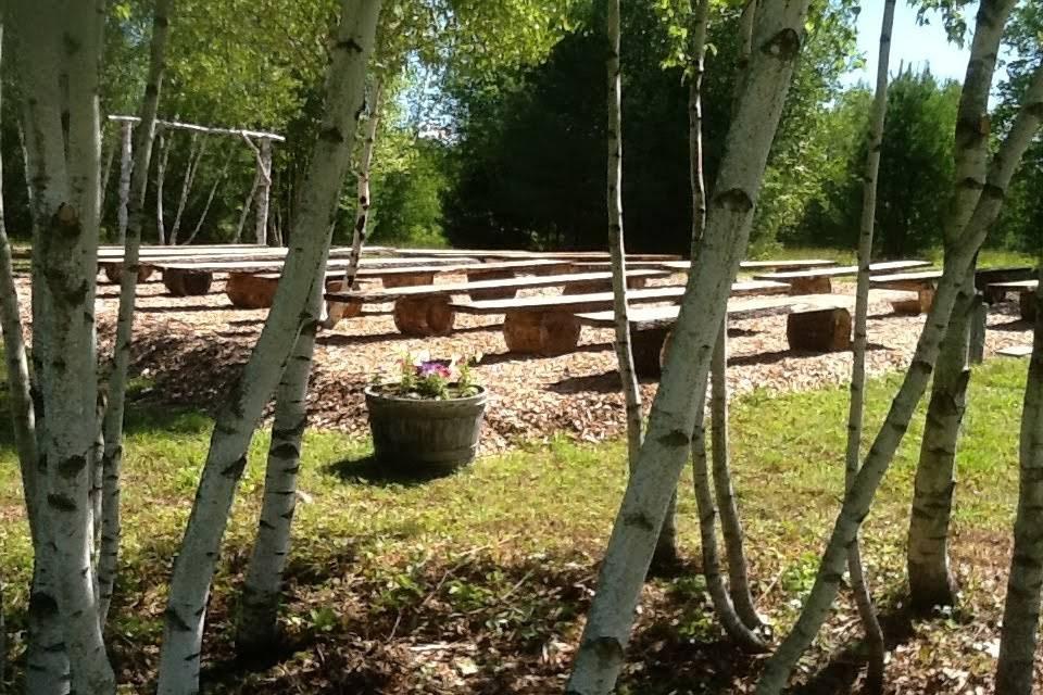 Birch Grove Ceremony Location