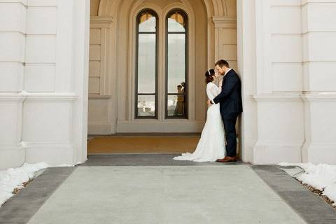 Fort Collins Temple Wedding