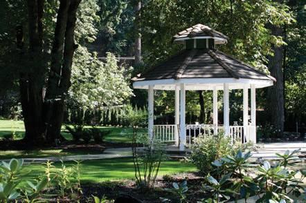 The Riverview Gardens Gazebo
