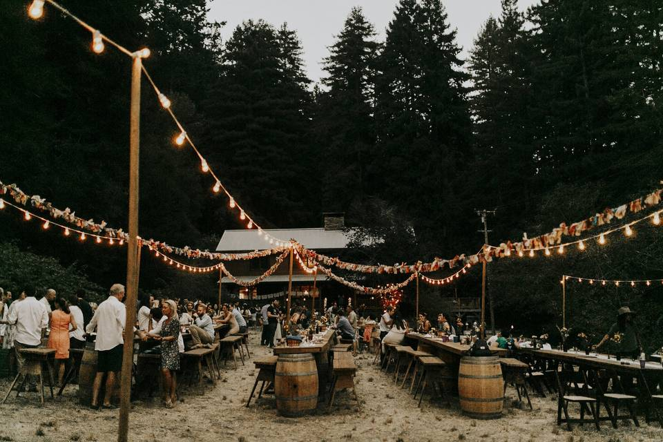 The SlowCoast Weddings and Events