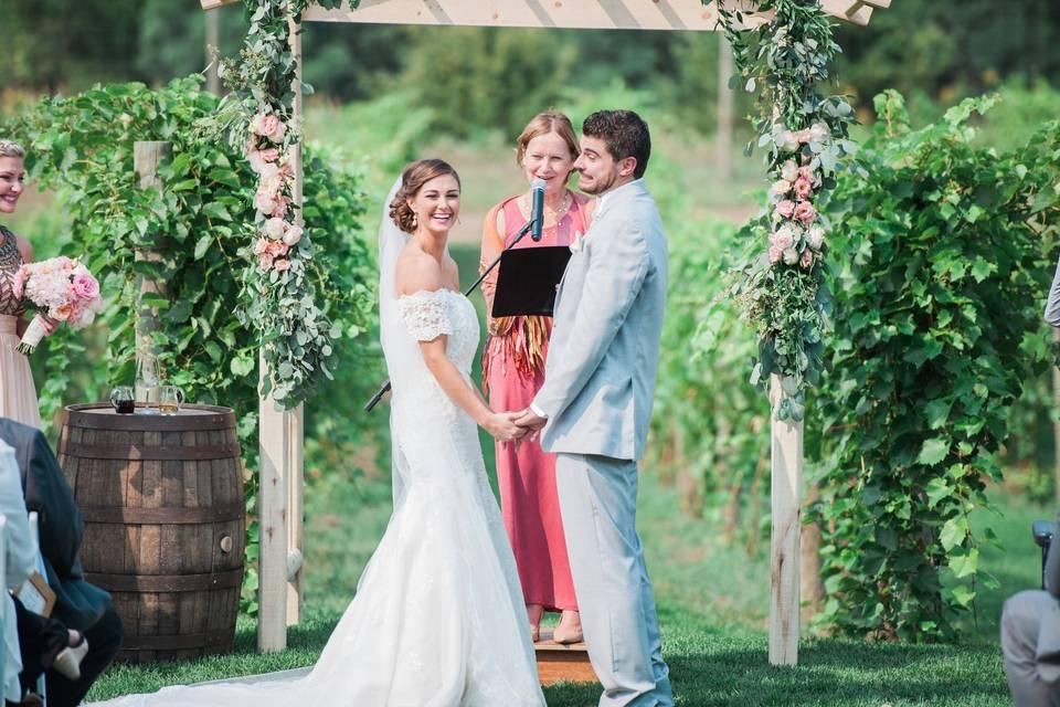 Minneapolis St Paul Wedding Officiants - Carolyn Germaine