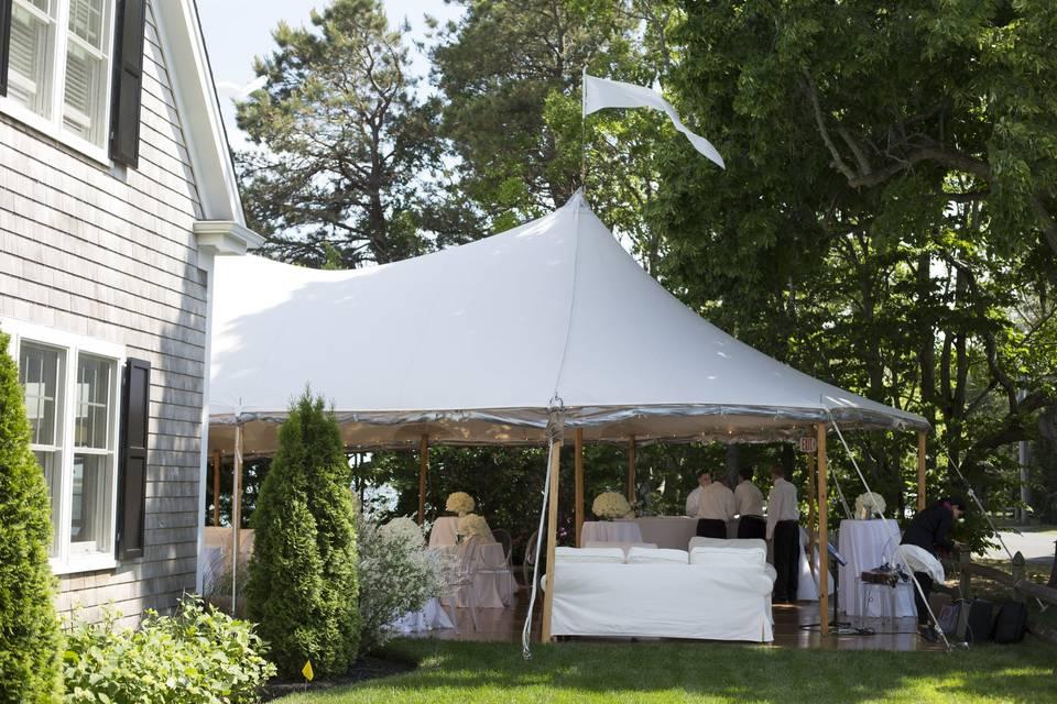 Cape summer ceremony