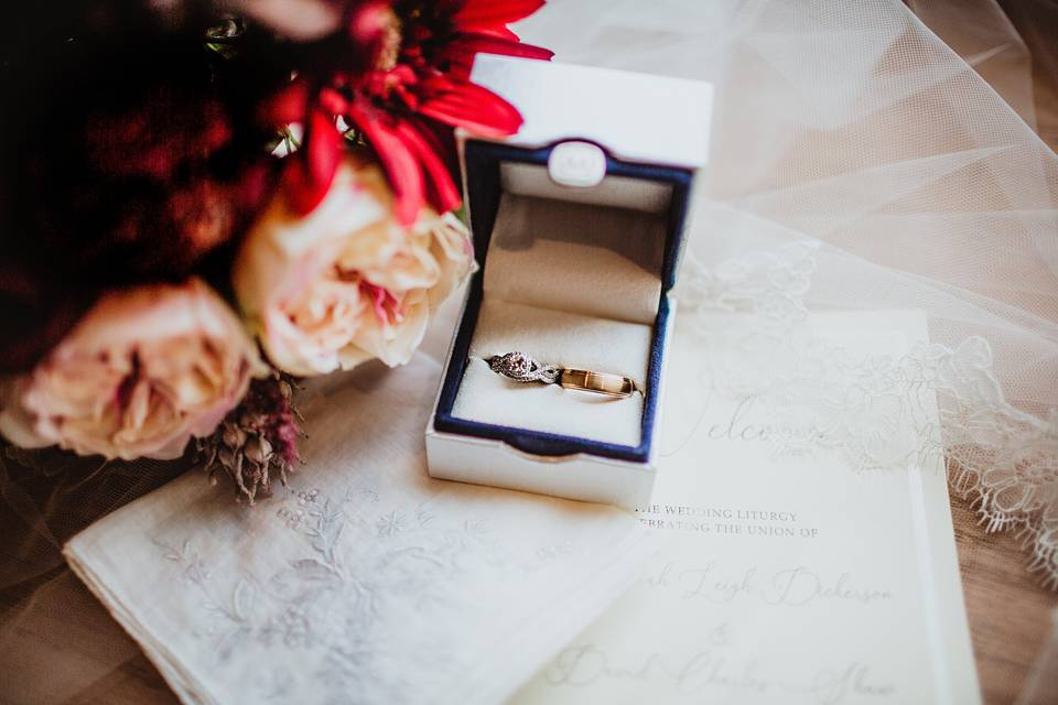 Heritage Hankies & Wedding Det