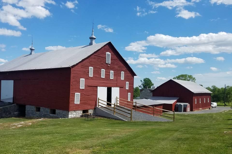 The Homestead Farm Historic Wright-Barton Venue