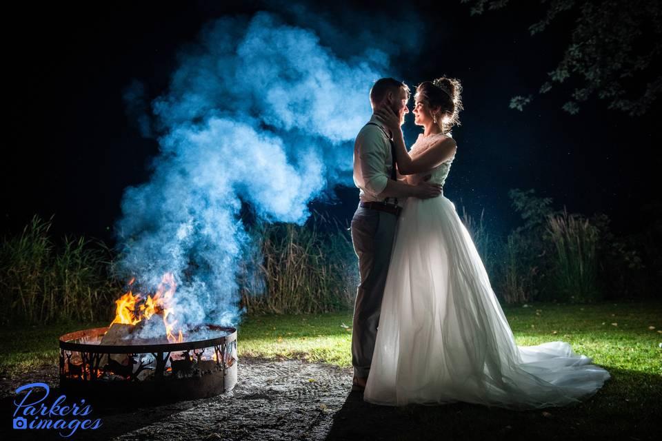 Fire-side matrimony