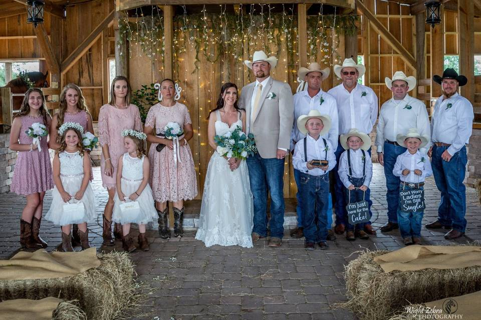 Oakshire Farms Wedding Venue