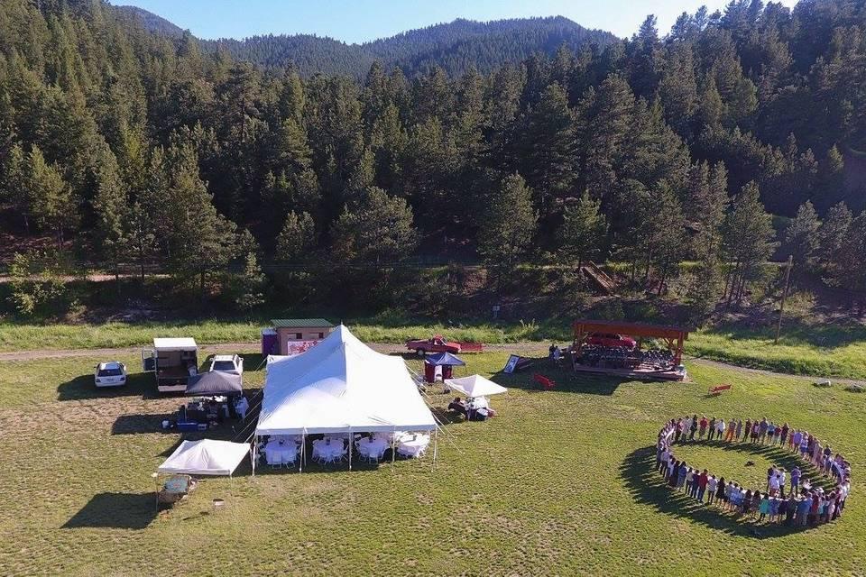 Boulder Tent Rentals
